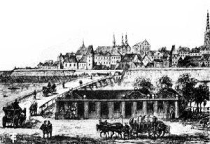 The First Coffee House in the Leopoldstadt