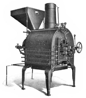Monitor Gas Roaster