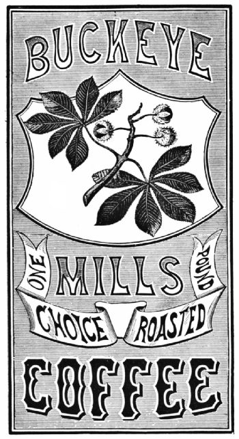 First Registered Trade Mark for Coffee, 1871